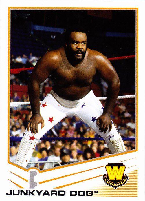 Junkyard+Dog+-+WWE+2013+Topps+Wrestling+Trading+Card+#97