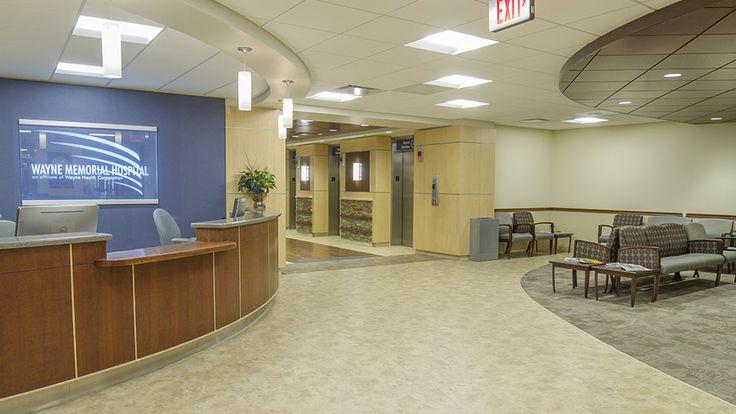 Wayne Memorial Hospital - Danis Building ConstructionDanis Building Construction
