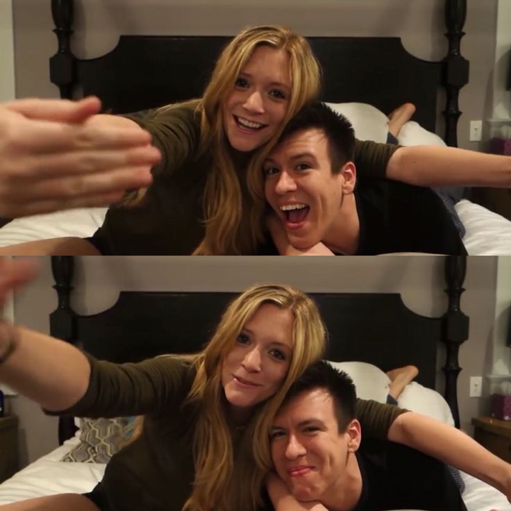 Lindsay & Philip DeFranco - thedefrancofam (screenshots)