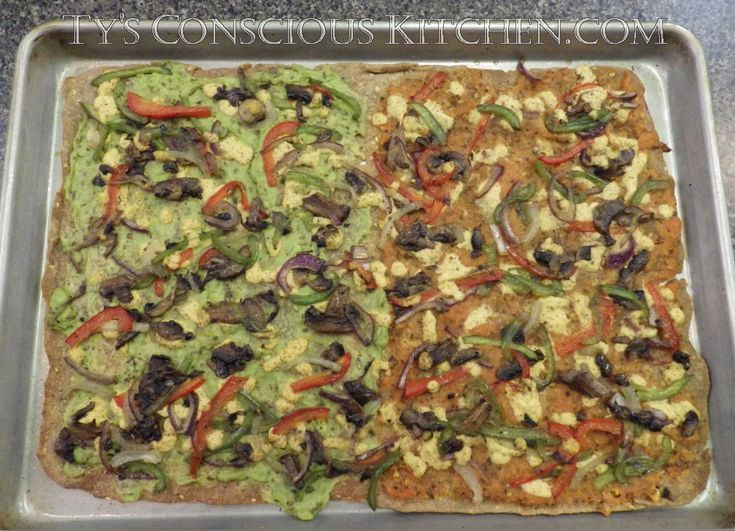 Alkaline Electric Veggie Pizza