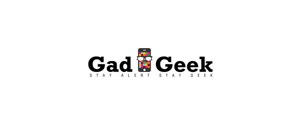 phone logo gad geek 45