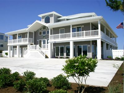 Sandbridge Beach Oceanfront Vacation Home Siebert Realty Virginia Beach Va Four Seasons