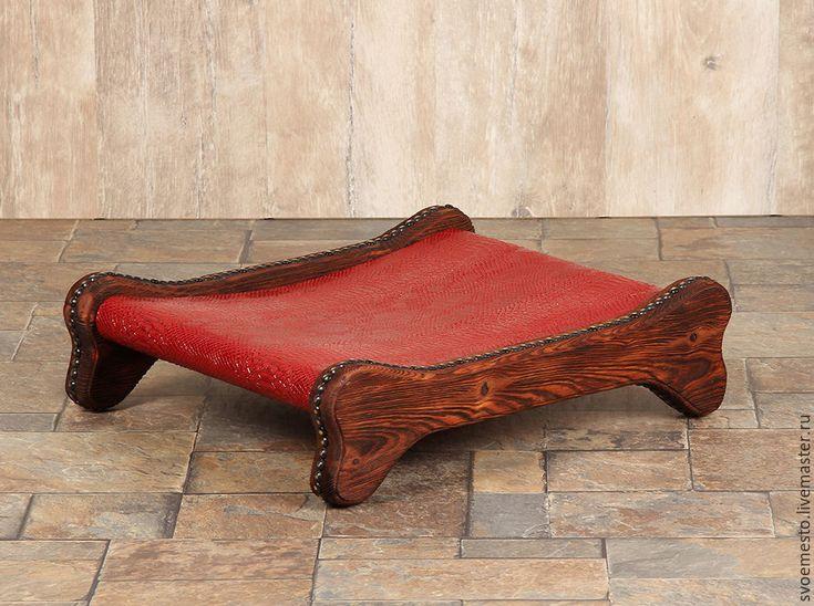 Купить Лежанка Кость. - лежанка для собаки, лежак для собаки, лежак, мебель для животных, дизайнерская мебель