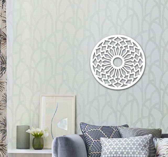 """Obraz drewniany """"rondo1"""" - dekor8 - Ozdoby na ścianę"""