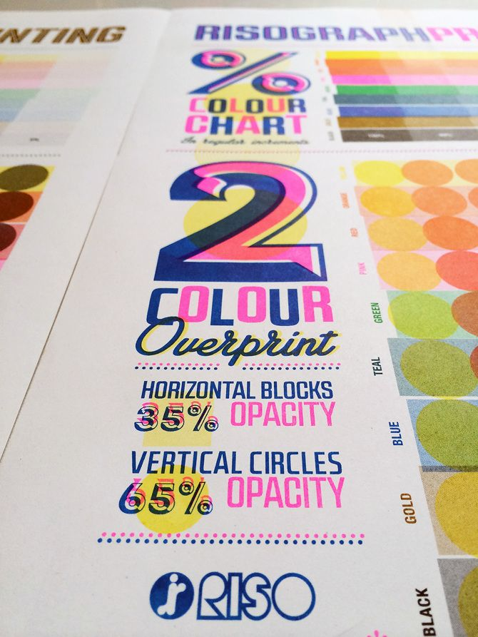 Risograph work - www.jakeb.org
