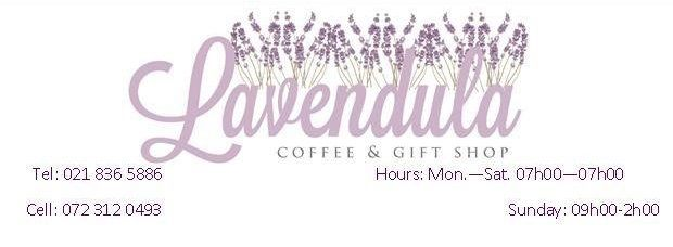 Lavendula, situated in Brackenfell, has a full time waiter post available. For more info, please contact Cathy at 021 836 5886.