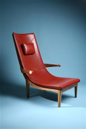 Senna Easy Chair by Erik Gunnar Asplund, 1925