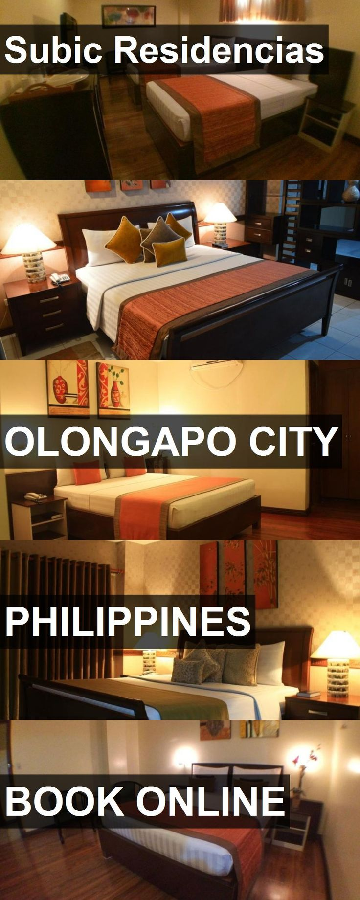 Hotel Subic Residencias in Olongapo City, Philippines. For more information, photos, reviews and best prices please follow the link. #Philippines #OlongapoCity #SubicResidencias #hotel #travel #vacation