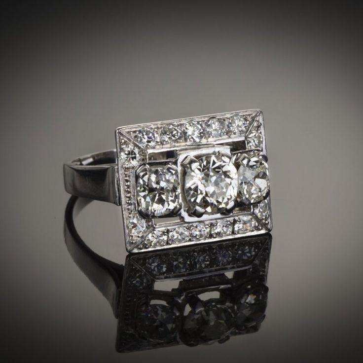 Berühmt Die besten 25+ art deco Diamant Ideen auf Pinterest  FG11