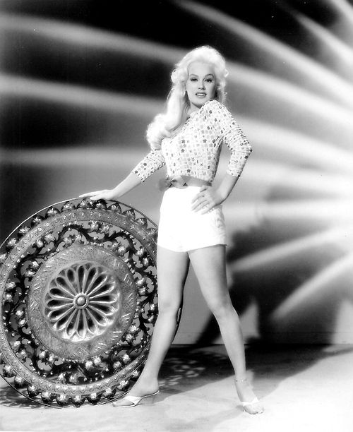 54 Best Images About Mamie Van Doren On Pinterest Diana