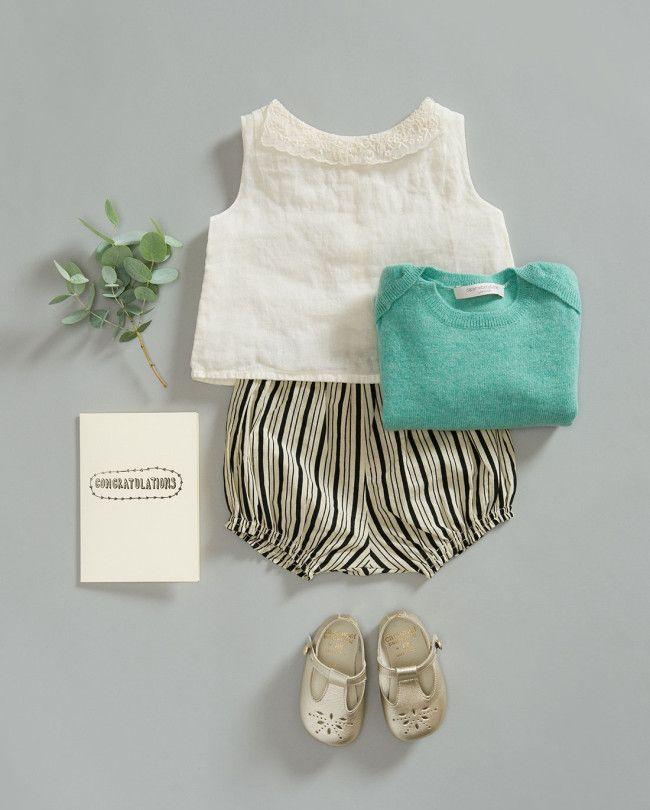 La collection bébé de Caramel baby & child   MilK - Le magazine de mode enfant