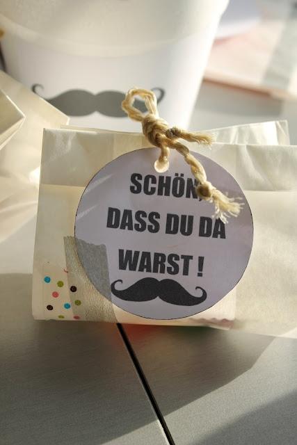 Schnurrbart - Party Mustache - Party