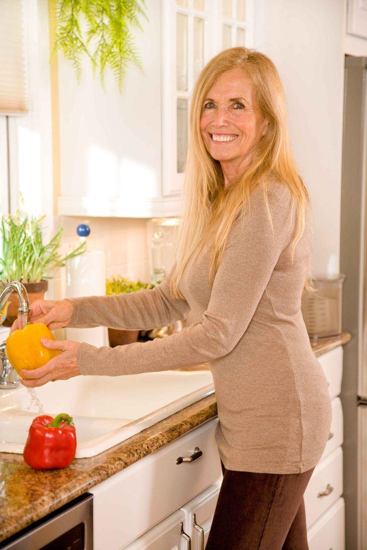 76 year old vegan, Mimi Kirk