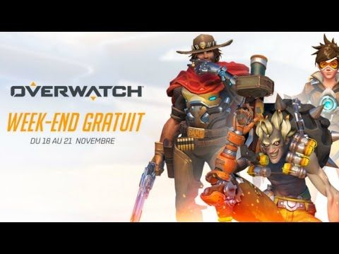 #Playstation ➠ #Jeux ❤ #Overwatch disponible sur #PS4 - Week-end gratuit du 18 au 21/11 ➡ http://petitbuzz.com/jeux-video/overwatch-disponible-sur-ps4-week-end-gratuit-du-18-au-2111/