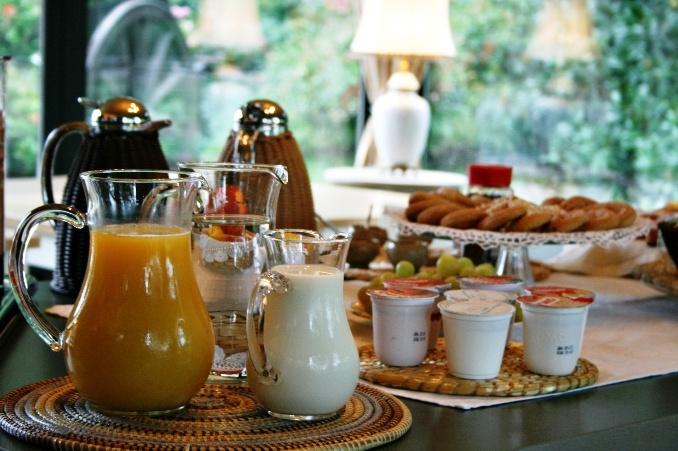Breakfast at Bed and Breakfast San Giacomo Horses - Arluno (Milano)
