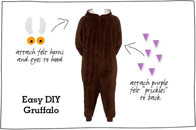 Easy DIY Children's Book Week Costumes