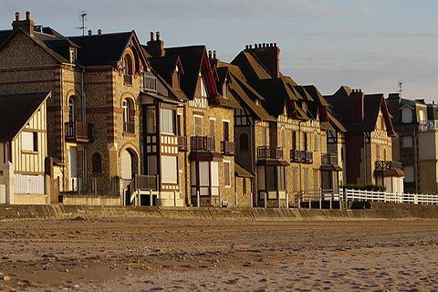 Villers-sur-Mer, Normandie France (close to Deauville)  A beautifull and very pleasant village