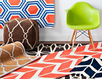 Bright & Colourful rugs