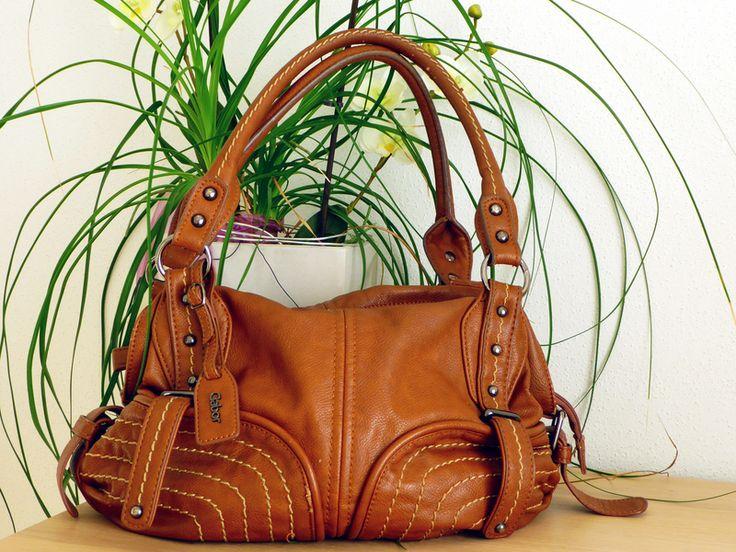 Schöne braune #Gabor #Handtasche