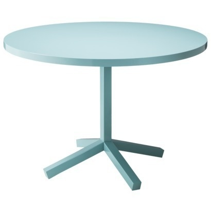 Retro Round Small Dining Tables Apartment Therapy