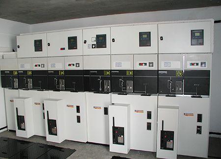 Sm6 medium voltage switchgear schneider electric for Electrical substation design fundamentals pdf