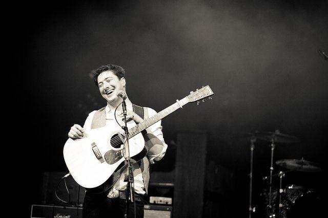 _Mumford & Sons Live Concert @ Cirque Royal Bruxelles-9722 by Kmeron, via Flickr