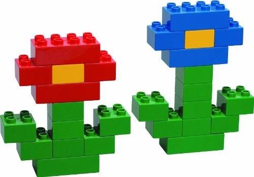 LEGO DUPLO 6176 PRIMI MATTONCINI CONFEZIONE MAXI