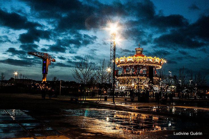Le grand Carrousel, Nantes.