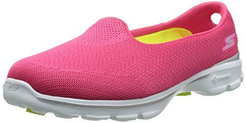 Skechers Go Walk 3 Insight 13983 36 EU Hot Pink - http://on-line-kaufen.de/skechers/36-eu-skechers-go-walk-3-insight-damen-sneakers-6