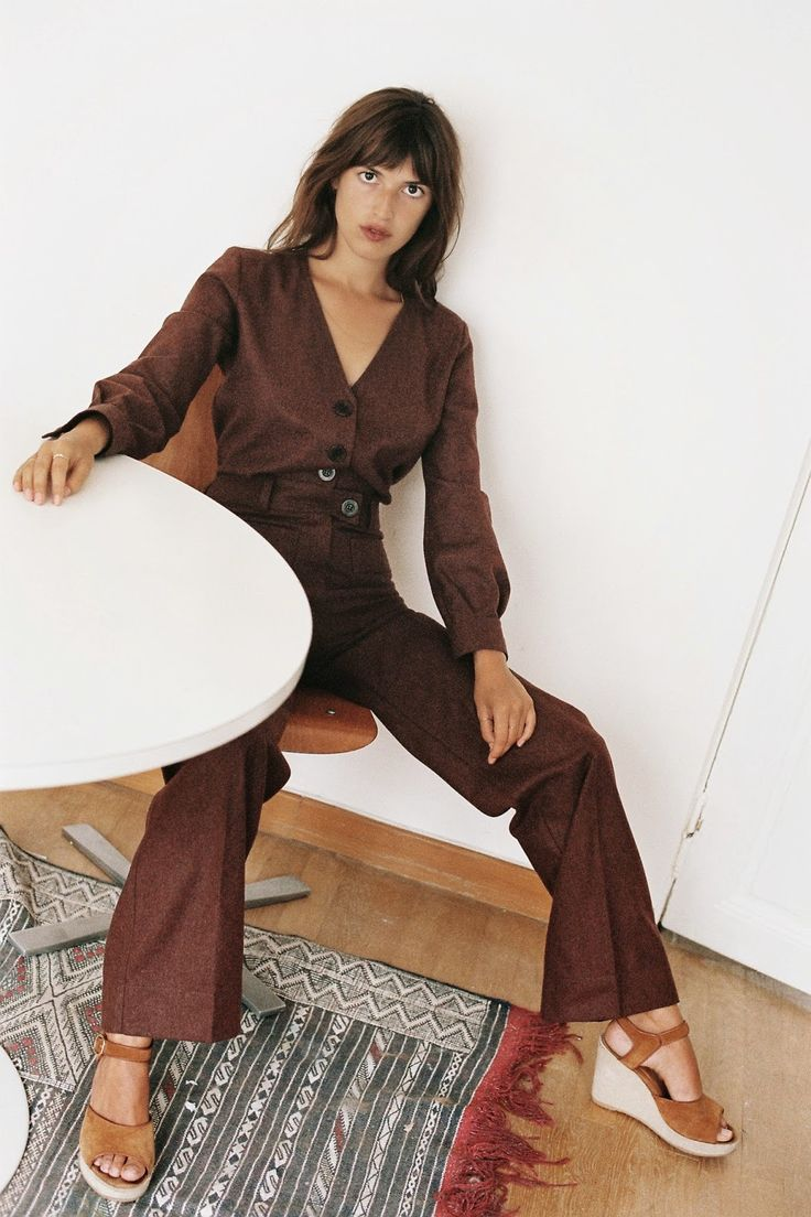 Style Hits: Jeanne Damas | Visual Therapy