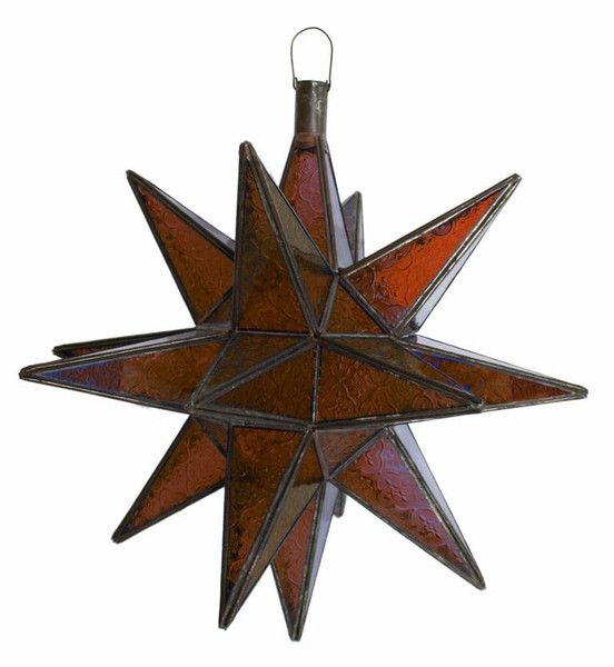 17 best images about moroccan star lanterns on pinterest for Paper star lamp
