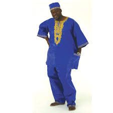 Traditional African Clothing 13