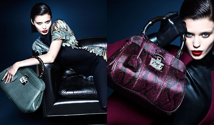 Gucci e la nuova collezione di borse Fall-Winter 2013/2014