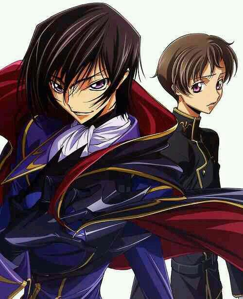 code geass lelouch and suzaku relationship advice