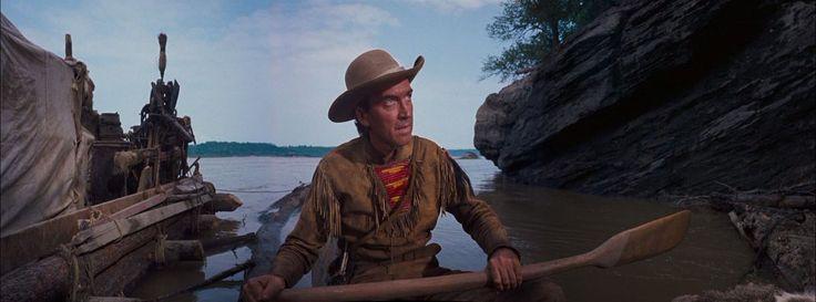 Walter Plunkett - Costumier - La Conquête de l'Ouest - 1962 - James Stewart
