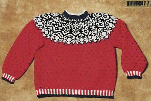 Ravelry: Sweater 9 pattern by Ásdís Birgisdóttir