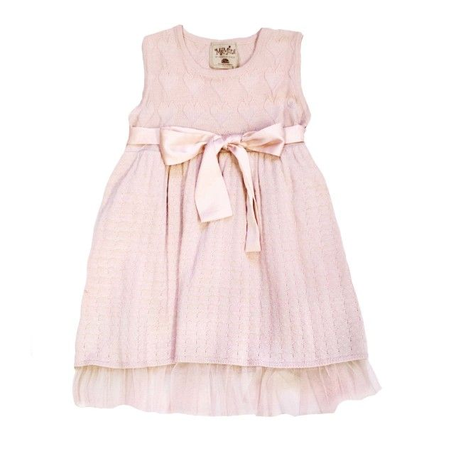 AMALIE-DRESS-FADED-ROSE-599,- www.dinengel.no memini