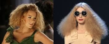 Image result for 70s frizzy hair