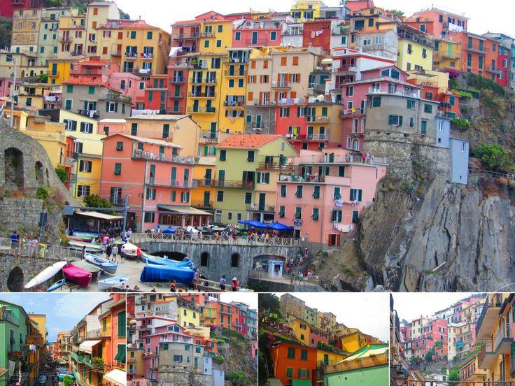 Manarola  Cinque Terre Highlights –   http://www.thegirlswhowander.com/2017/05/19/cinque-terre-highlights/