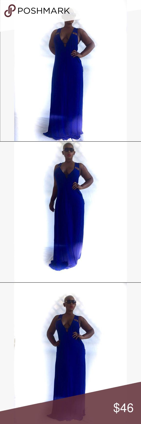 STUNNING EXTRA LONG MAXI DRESS❤️ This is the most COMFORTABLE, sexy, soft to the skin, extra long maxi dress you will ever own. Very easy to wear, this dress has beautiful details on the front and back. Overall a very stylish, EASY dress to wear. Within a matter of seconds you will look STUNNING when you put this dress on. Get the style💋 Baby Phat Dresses