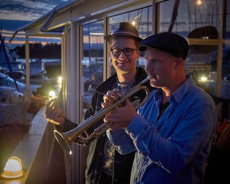 Kotimainen jazz pesii saariston sydämessä – Korppoo on huippumuusikoiden turvasatama