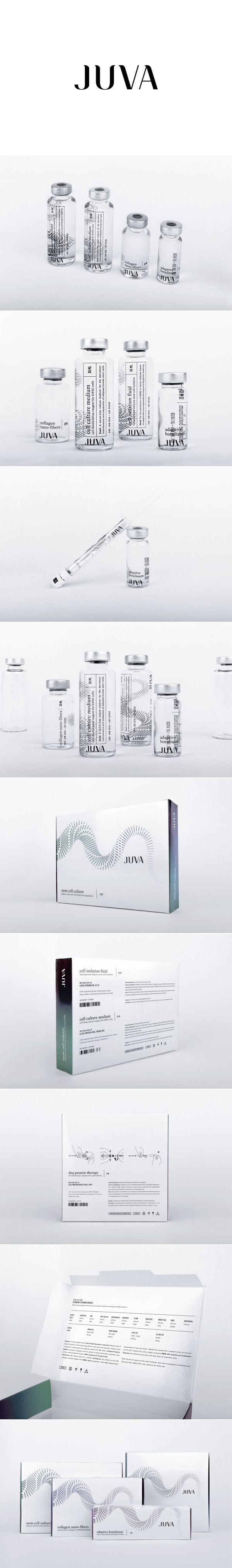 curated by minimalism.co — Juva brand identity