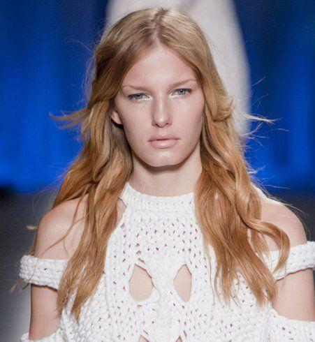 le blond cuivr - Coloration Blond Cuivr