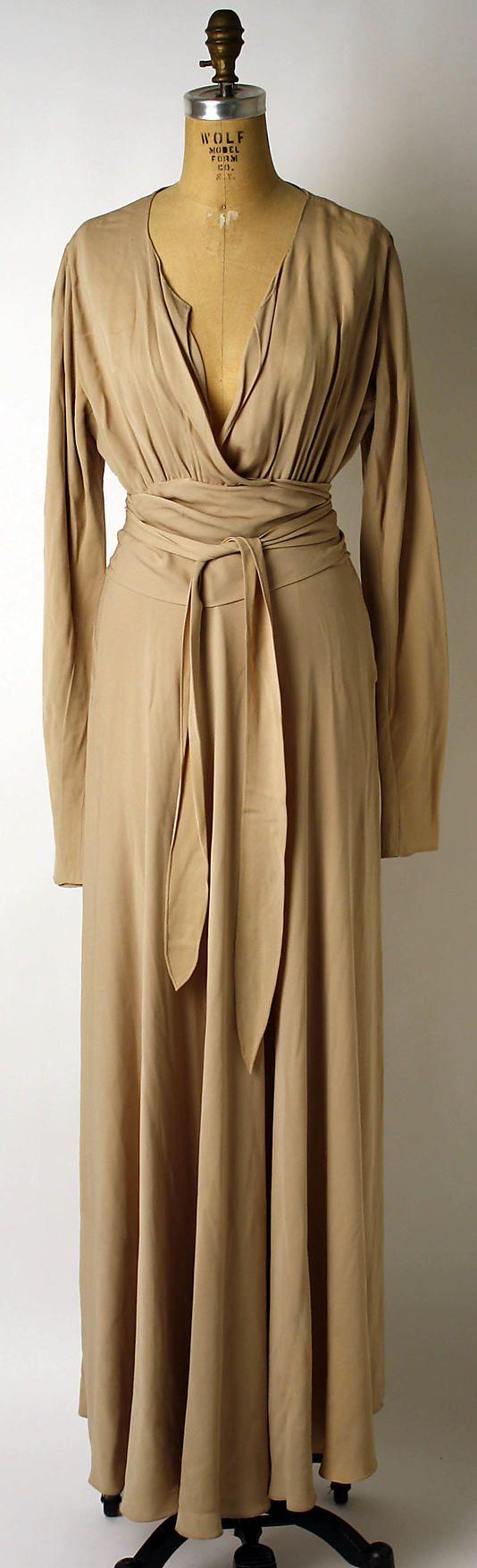 Evening dress Valentina      ca. 1940