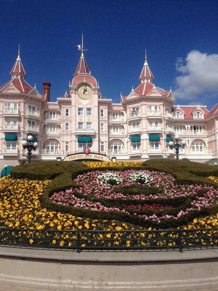 Disneyland, Paris  http://www.itsawanderlustworld.com/2015/04/paris.html
