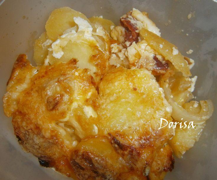 Fotorecept: Moje francúzske zemiaky