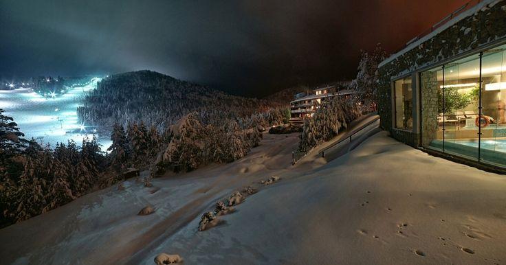 Hotel Dr Irena Eris Spa w Krynicy Zdroju zaprasza na luksusowy wypoczynek w górach. Holistyczne zabiegi, odprężająca atmosfera, piękna przyroda - sprawdź!