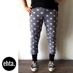 RENTO-housut, Tähdet, trikoo