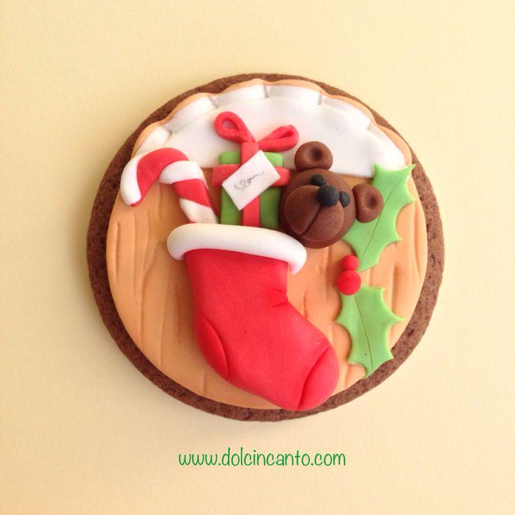 Biscotto decorato