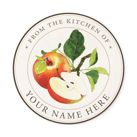 Apples - Chef Medallions